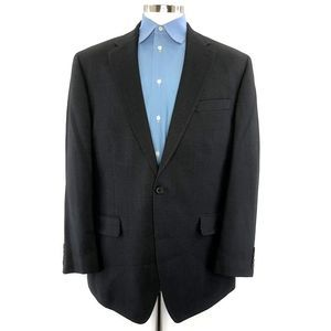 Lauren Ralph Lauren Charcoal 2-Button Sport Coat